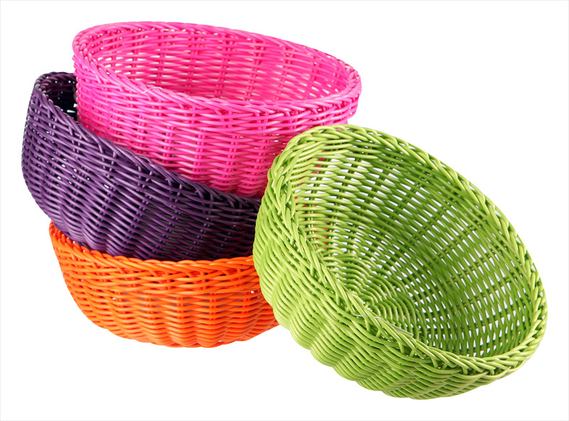 Vietnam High Quality Home Kitchen Plastic Baskets Household